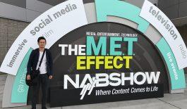 NABShow2017の視察に行ってきました。