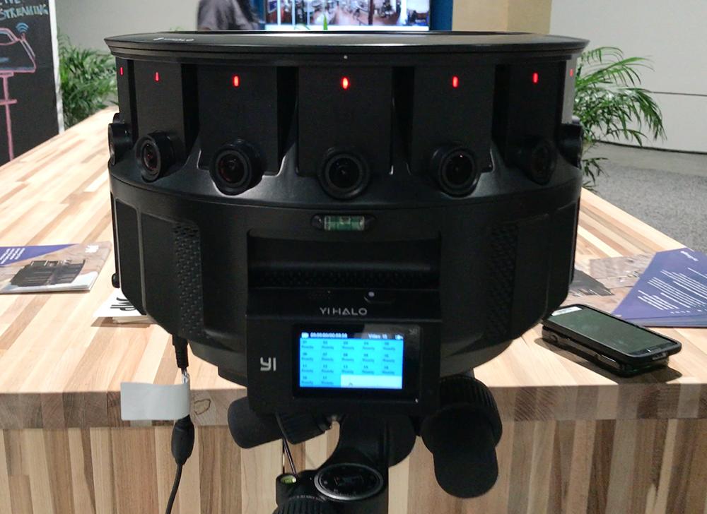 Google VR Jump
